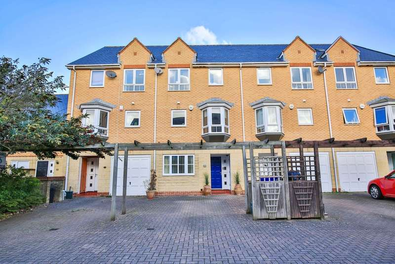 4 Bedrooms Town House for sale in Anchor Road, Penarth
