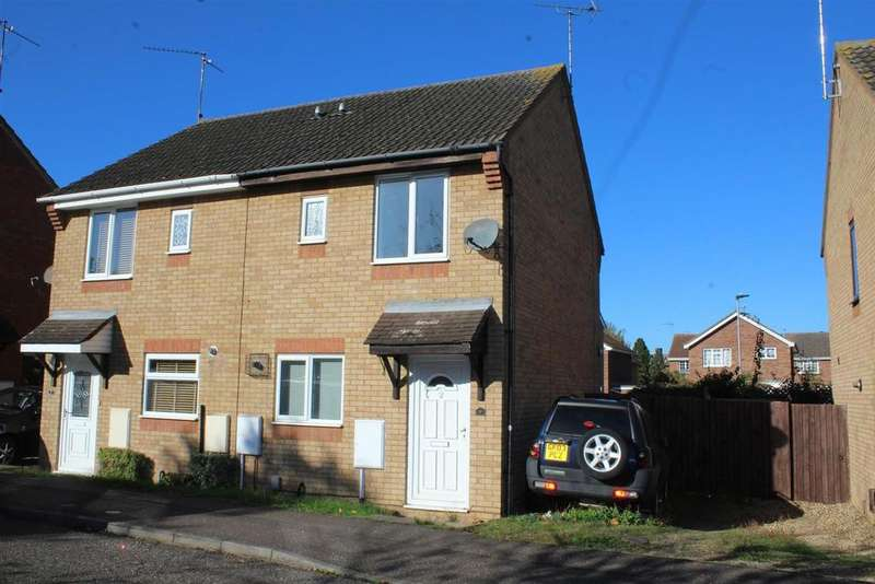 2 Bedrooms Semi Detached House for sale in Fletton Fields, Peterborough