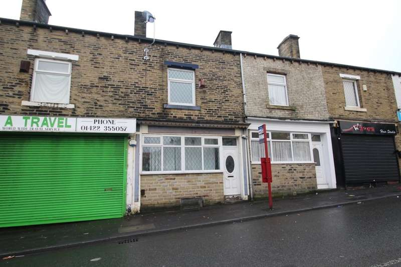 4 Bedrooms Terraced House for sale in Gibbet Street, Halifax, HX1