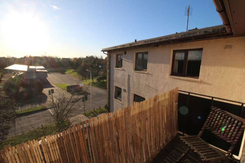 1 Bedroom Flat for sale in Warout Brae, Glenrothes, KY7