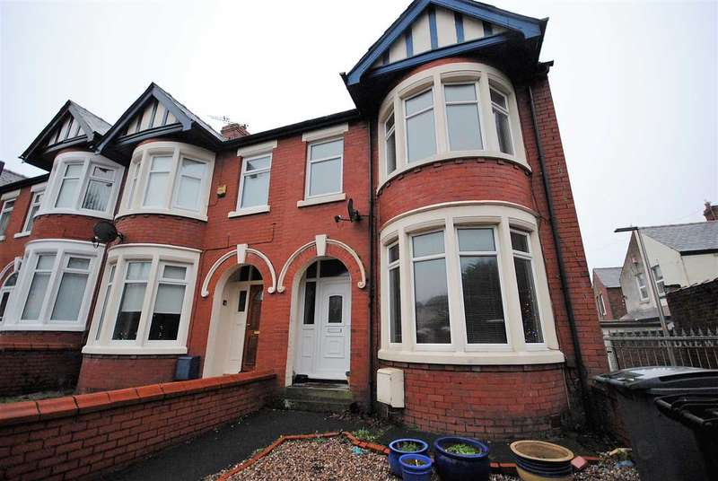 3 Bedrooms House for rent in Ridgwood Avenue, Blackpool