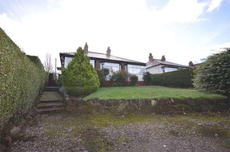 3 Bedrooms Bungalow for sale in Heath Road, Bebington