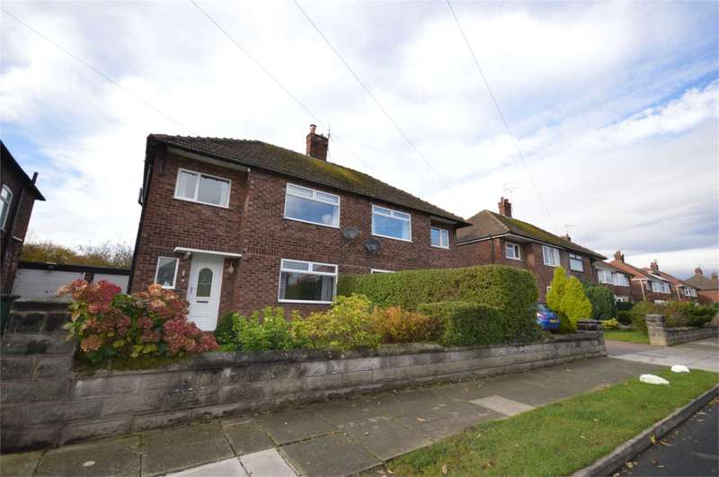 3 Bedrooms Semi Detached House for sale in Teesdale Road, Bebington