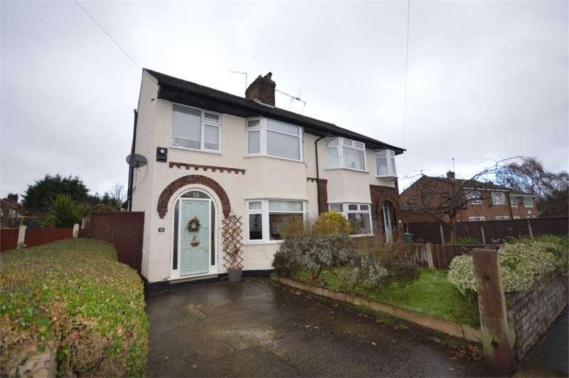 3 Bedrooms Semi Detached House for sale in Kendal Close, Bebington