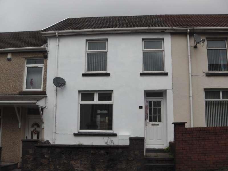 3 Bedrooms Terraced House for rent in court terrace, twynroddyn, merthyr tydfil, merthyr tydfil, cf47 0sh