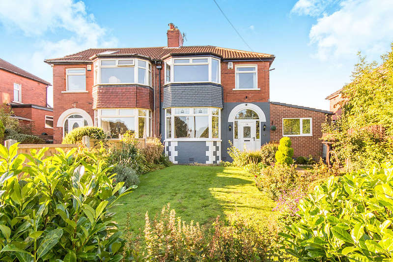 4 Bedrooms Semi Detached House for sale in Templenewsam Road, Leeds, LS15