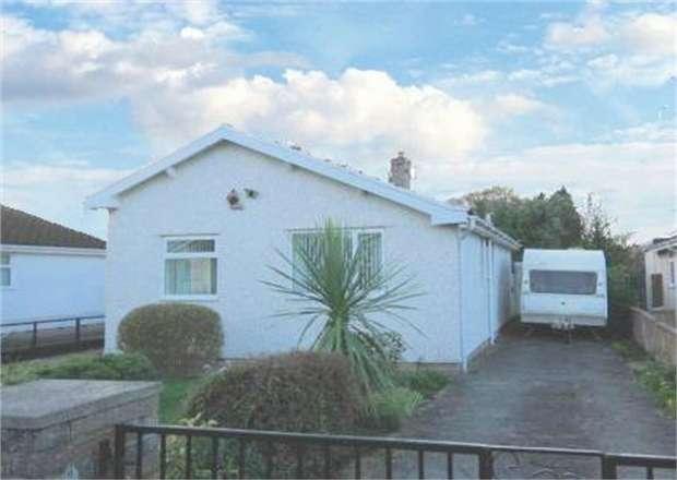 3 Bedrooms Detached Bungalow for sale in Pendyffryn, Llandudno Junction, Conwy