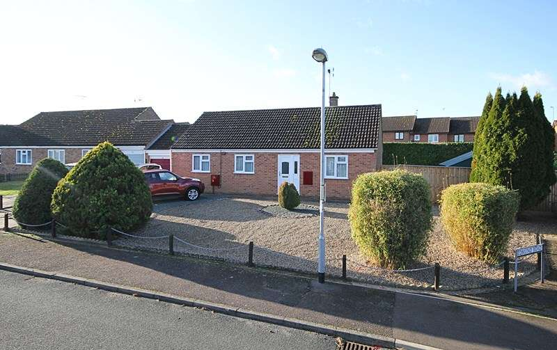 3 Bedrooms Detached Bungalow for sale in Edmund Road, Brandon