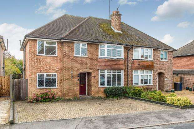 4 Bedrooms Semi Detached House for sale in Busbridge, Godalming, Surrey