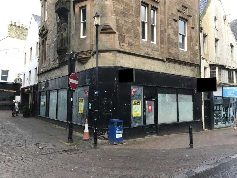 Shop Commercial for rent in High Street, Ayr