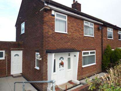 3 Bedrooms Semi Detached House for sale in Riversdale Road, Runcorn, Cheshire, WA7