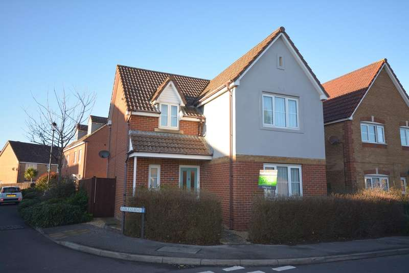 4 Bedrooms Detached House for sale in Seaview Road, Cowes