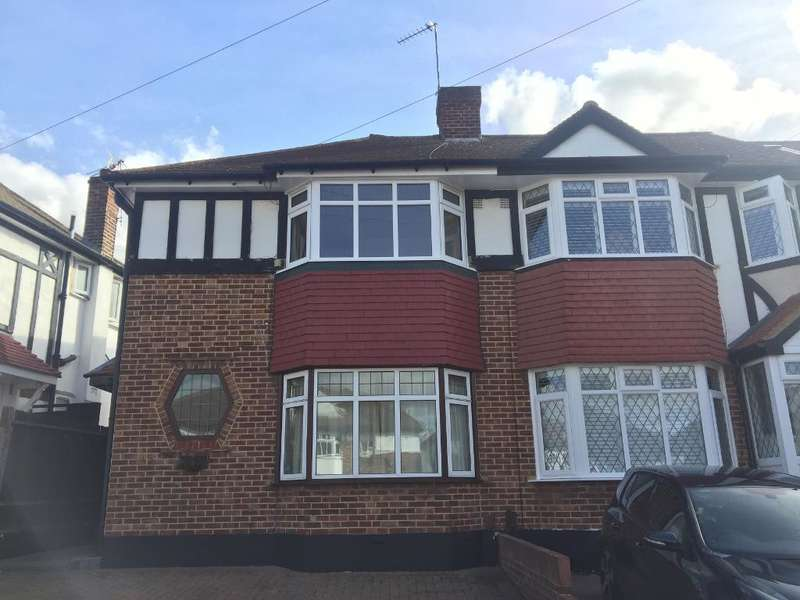 3 Bedrooms End Of Terrace House for rent in Lynmouth Avenue, Morden, SM4 4RU