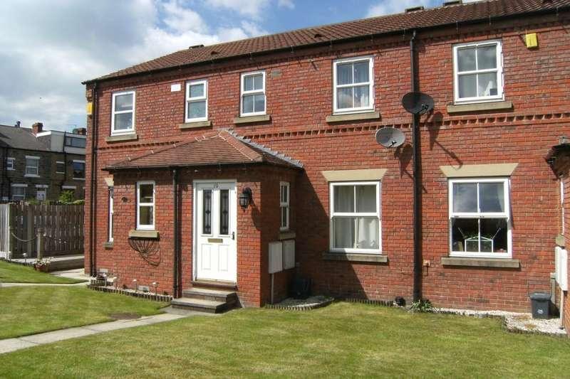 2 Bedrooms Terraced House for rent in Knavesmire, Rothwell, Leeds, LS26