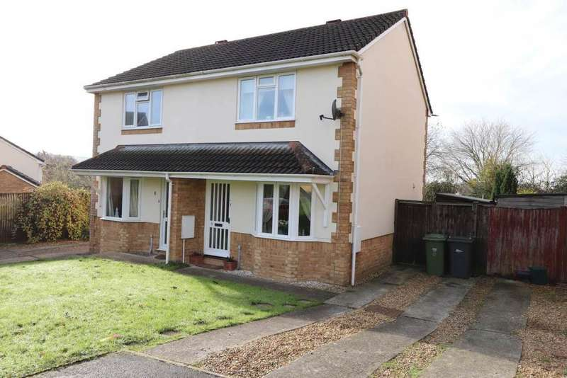 2 Bedrooms Semi Detached House for sale in Roundswell, Barnstaple