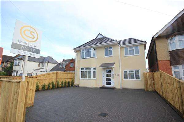 Studio Flat for rent in Blandford Road, Poole