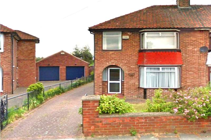 3 Bedrooms Semi Detached House for rent in Heythrop Drive, Middlesbrough, TS5
