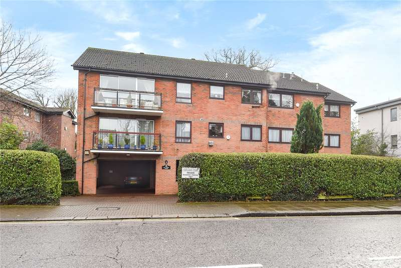 2 Bedrooms Apartment Flat for sale in Flat 7, Oaklawn Court, 9 Gordon Avenue, Stanmore, HA7