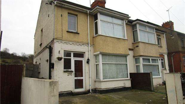 3 Bedrooms Semi Detached House for sale in Dallow Road, Luton