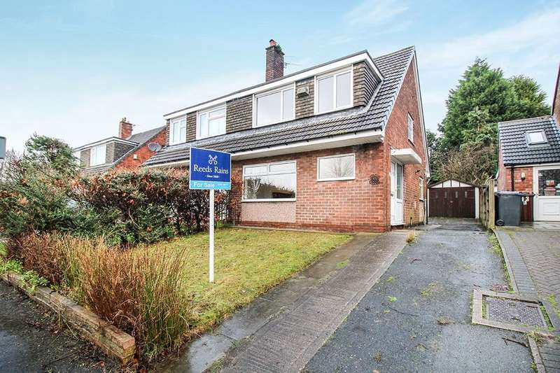 3 Bedrooms Semi Detached House for sale in Hullet Close, Appley Bridge, Wigan, WN6