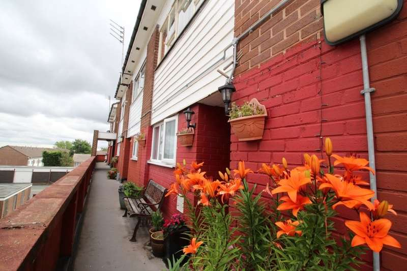 2 Bedrooms Flat for sale in Beaconsfield, Prescot, L34