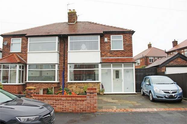3 Bedrooms Semi Detached House for sale in Rutherford Road, Windle, St Helens, Merseyside