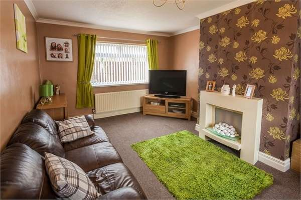 3 Bedrooms Terraced House for sale in North Drive, Spennymoor, Durham