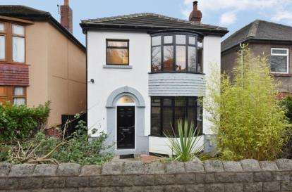 3 Bedrooms Detached House for sale in Northcote Avenue, Sheffield, South Yorkshire