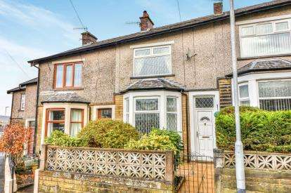 2 Bedrooms Terraced House for sale in St. Pauls Road, Nelson, Lancashire