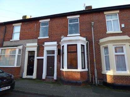 3 Bedrooms Terraced House for sale in Waterloo Terrace, Ashton, Preston, Lancashire
