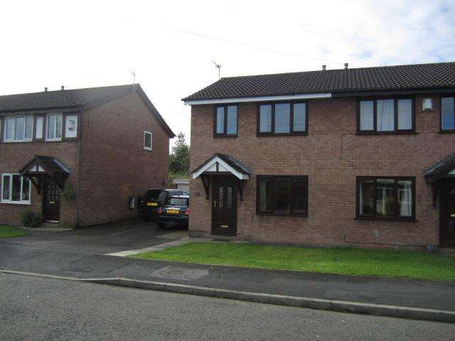 3 Bedrooms Semi Detached House for rent in Howard Road, Culcheth, Warrington, WA3 5EF
