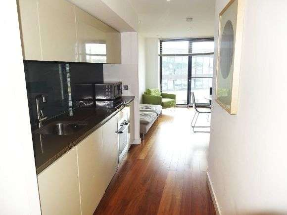 2 Bedrooms Flat for rent in St Pauls Square, Sheffield
