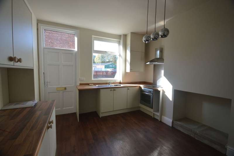 2 Bedrooms Terraced House for sale in Seymour Street, Wakefield, WF2