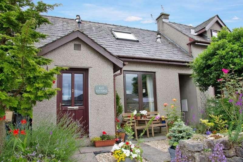 1 Bedroom Semi Detached House for sale in 2 Eccleston Meadow, Flookburgh, Grange-over-Sands, Cumbria, LA11 7NE