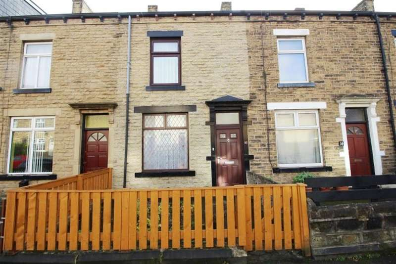 3 Bedrooms Terraced House for sale in Woodhall Terrace, Thornbury, BD3