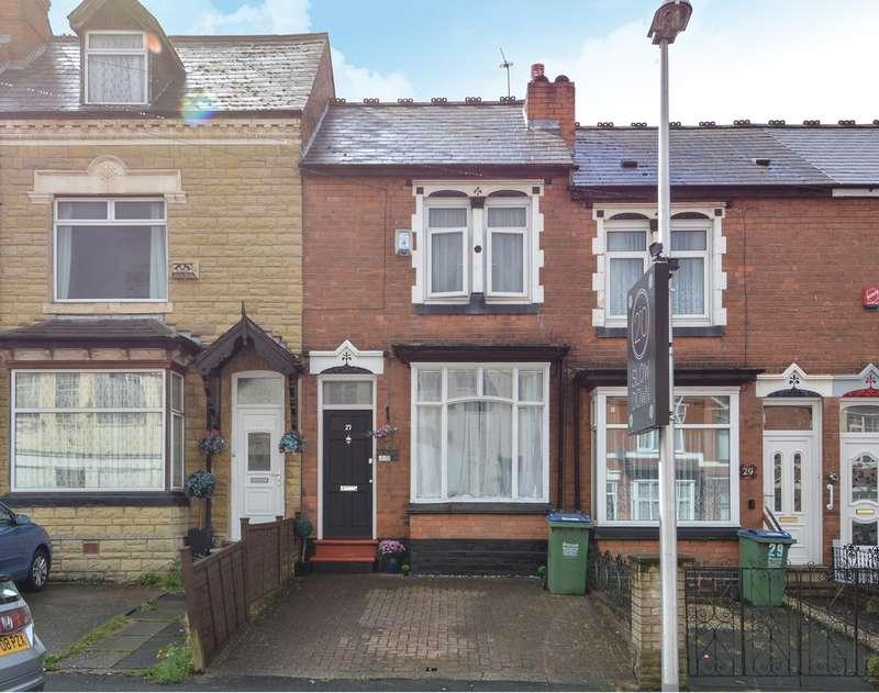2 Bedrooms Terraced House for sale in Beakes Road, Bearwood, B67