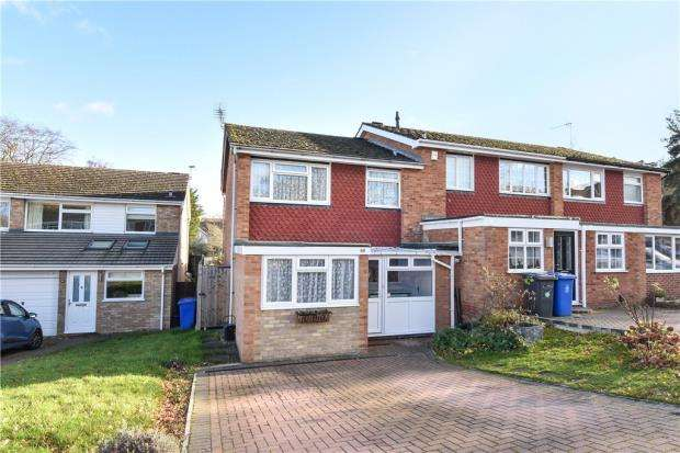 3 Bedrooms End Of Terrace House for sale in Wolf Lane, Windsor, Berkshire
