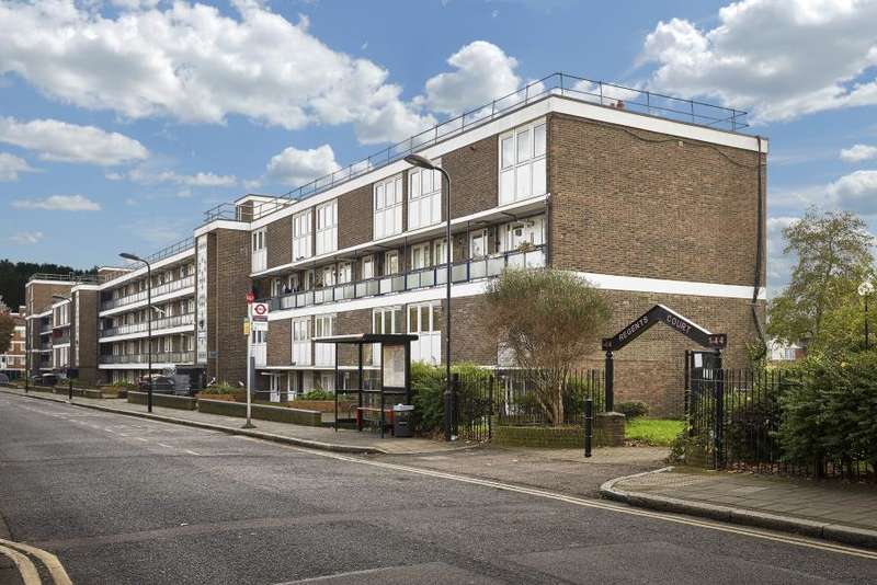 3 Bedrooms Flat for sale in Pownall Road, Hackney, E8
