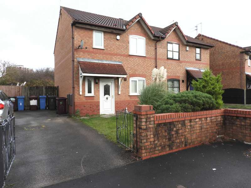 3 Bedrooms Semi Detached House for rent in Cherry Gardens, Southdene, Kirkby