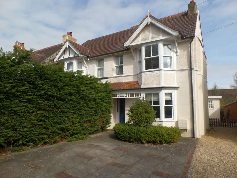 3 Bedrooms Semi Detached House for rent in Summersdale Road, Chichester