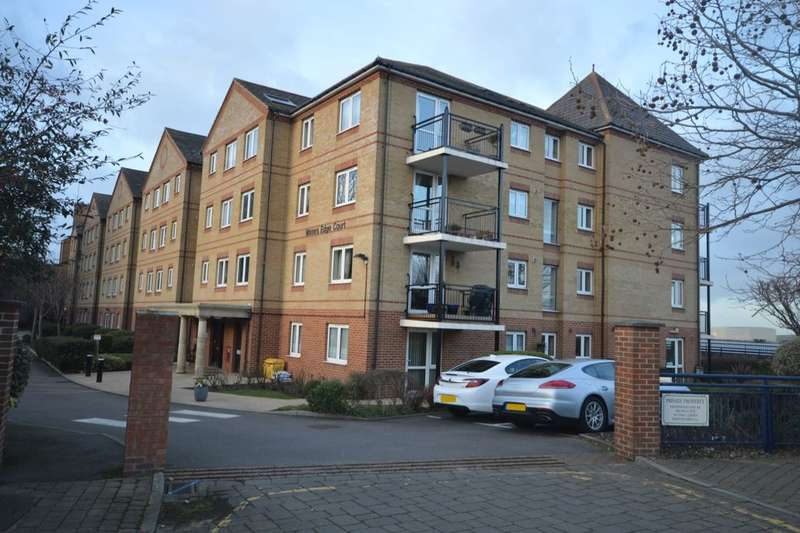 1 Bedroom Flat for sale in Wharfside Close, ERITH, DA8