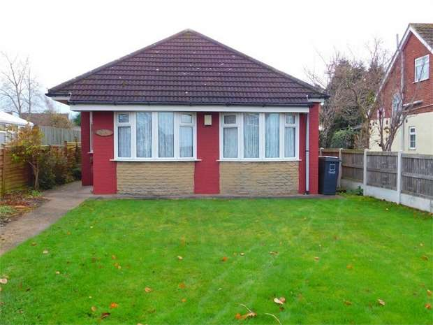 2 Bedrooms Detached Bungalow for sale in Walkerith Road, Morton, Gainsborough, Lincolnshire