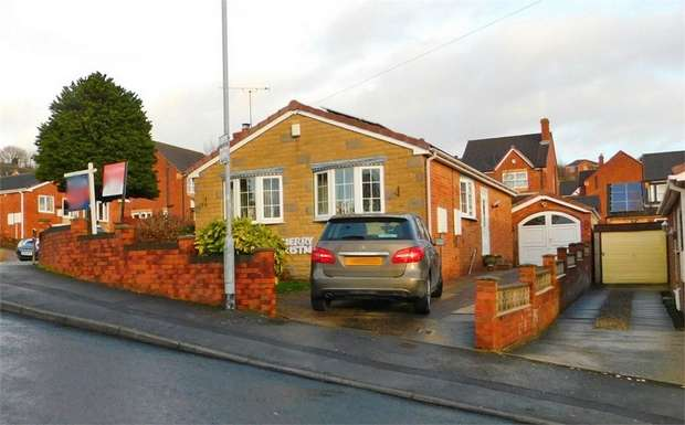 2 Bedrooms Detached Bungalow for sale in Mylor Court, Barnsley, South Yorkshire