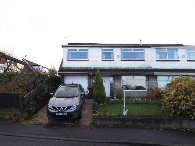 4 Bedrooms Semi Detached House for sale in Bridge Bank Road, Littleborough, Lancashire