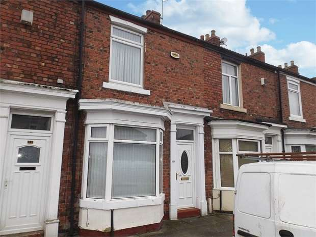 2 Bedrooms Terraced House for sale in Station Road, Stockton-on-Tees, Durham