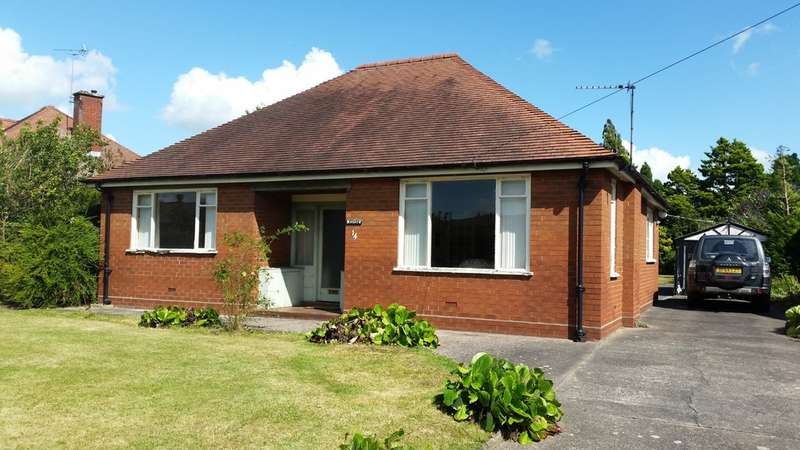 2 Bedrooms Detached Bungalow for sale in Vicarage Lane, Elworth