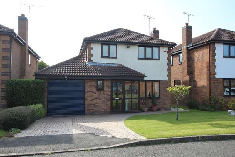 4 Bedrooms Detached House for sale in 8, Pavilion Close, Clowne
