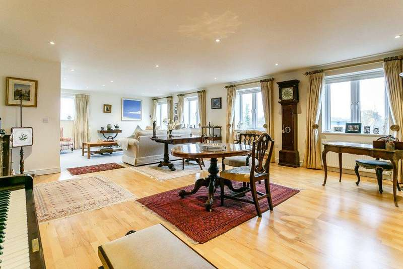 2 Bedrooms Penthouse Flat for sale in Victoria Gardens, 15 Marston Ferry Road, Oxford, Oxfordshire, OX2