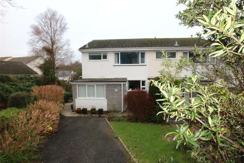 4 Bedrooms End Of Terrace House for sale in Trewidden Close, Truro