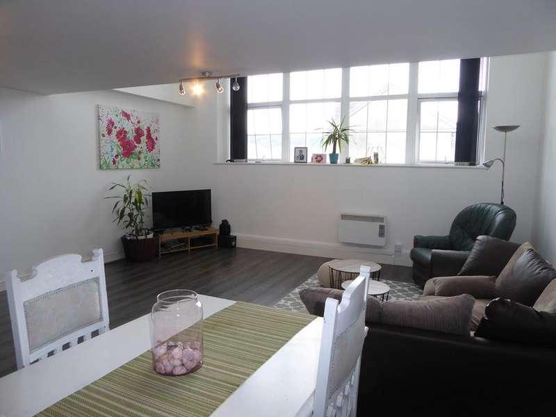 1 Bedroom Flat for sale in Kilvey Terrace, St Thomas, Swansea, SA1